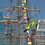 "tall ship ""Cisne Branco,"" tall buildings Baltimore"