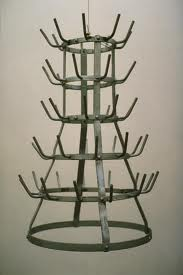 Duchamp's Bottle Rack (1914)