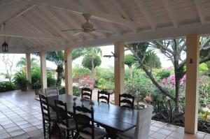 a porch near heaven