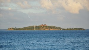 Sir Richard Branson's Necker Island