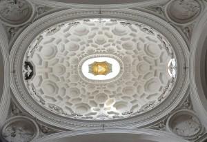 cupola of San Carlo alle Quattro Fontane