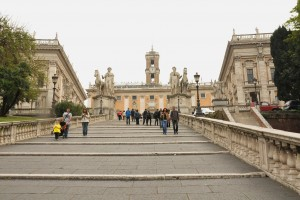 Michelangelo's cordonata