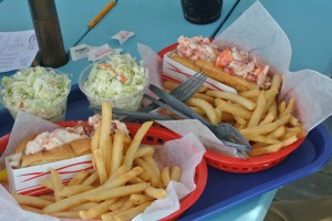 Lunch at Bob's