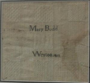 The Mary Budd