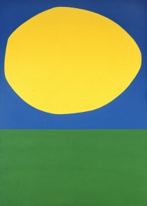 Ellsworth Kelly, High Yellow, 1960