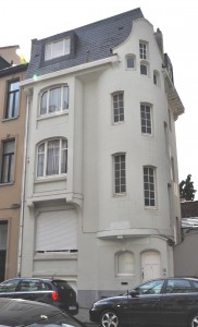 Rysselberghe's home and studio