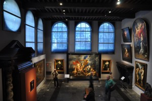 Rubens worked here