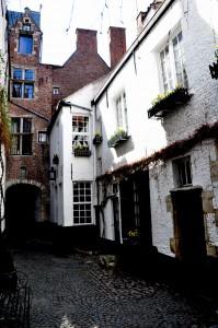 the alley of t'Hofke