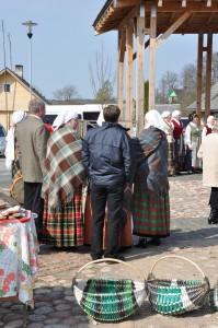 Ladies of Aukštadvaris