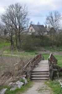 Peršekė bridge