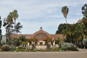 all-lath Botanical Building