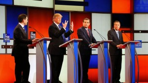"Republican Debate: ""Mine is Bigger than Yours"""