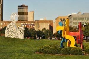 art at the heart of Des Moines