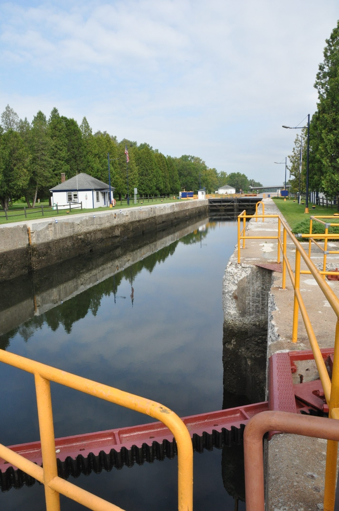 On The Erie Canal 3: The Saints That Guided Us