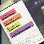 "Book #8 in 2018: ""Nabokov's Favorite Word Is Mauve"" by Ben Blatt"