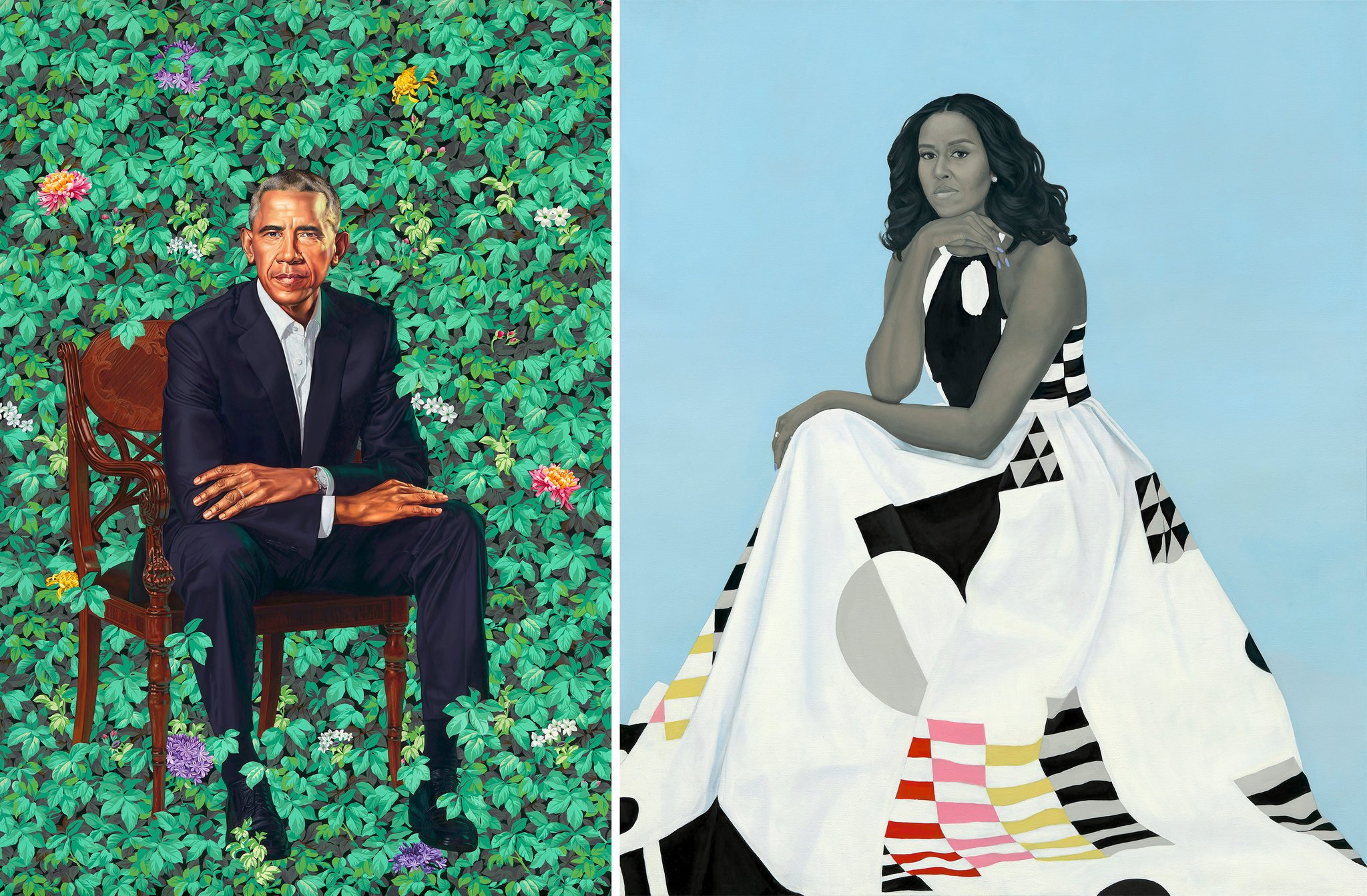 Portraits of a Presidency