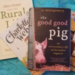 "Book # 12 in 2018: ""The Good Good Pig"" by Sy Montgomery"