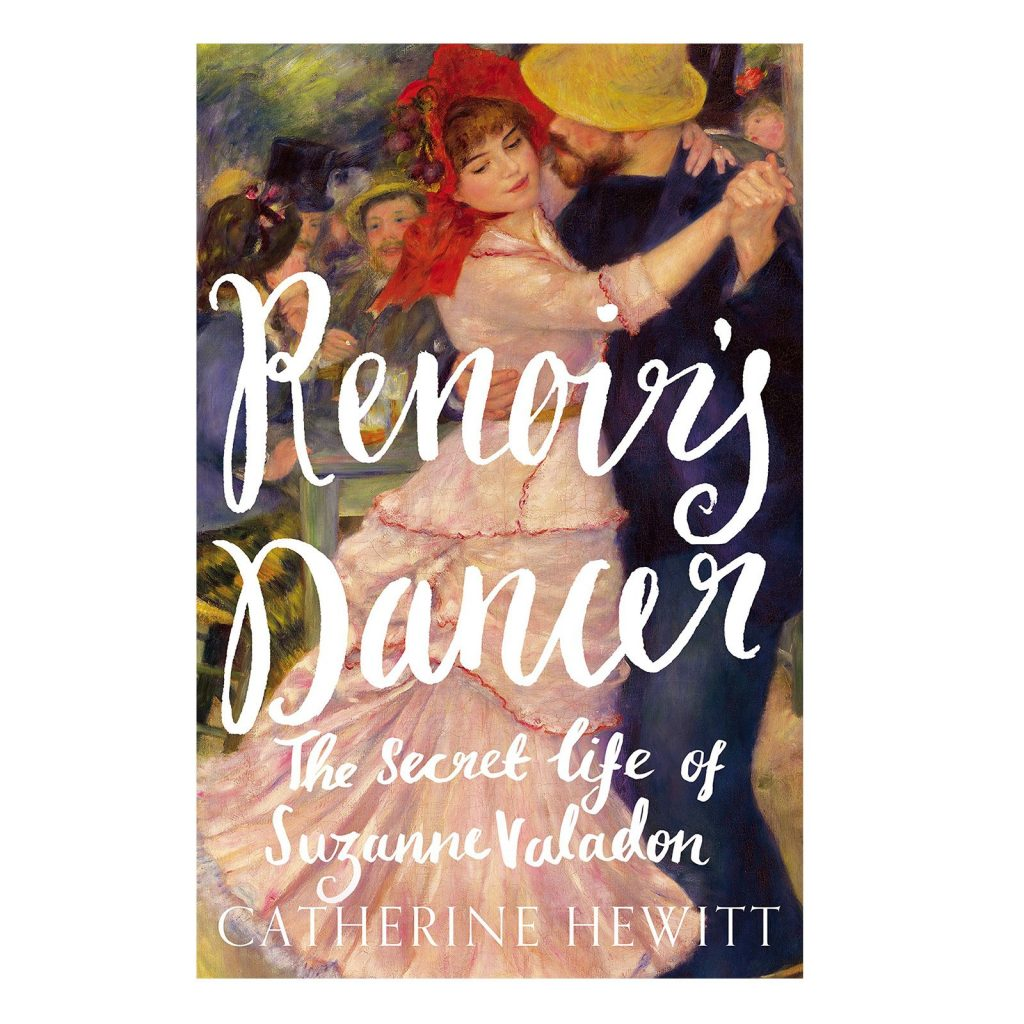 """Books # 24 and 25 in 2018: """"Renoir's Dancer"""" by Catherine Hewitt and """"Picasso and the Painting that Shocked the World"""" by Miles J. Unger"""