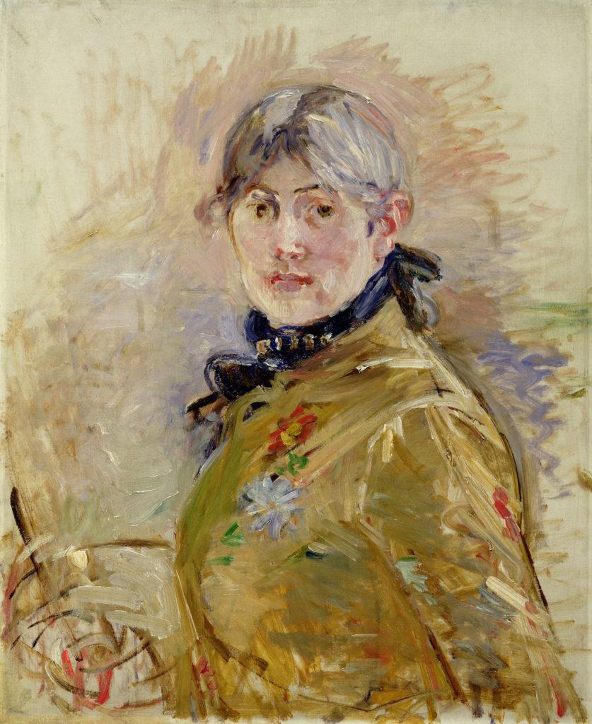 Berthe Morisot, an Impressionist Painter